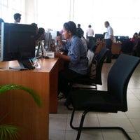 Photo taken at Kementrian Kesehatan RI Gd Prof. Dr. Sujudi by cizzy @. on 1/18/2012