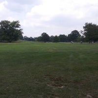 Photo taken at Carroll Park Golf Course by Sherman G. on 7/19/2012