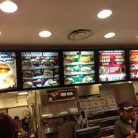 Foto scattata a Burger King Leonardo da Andrea F. il 8/6/2012