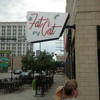 Photo taken at Fat Cat Bar & Grill by Martin M. on 7/22/2012