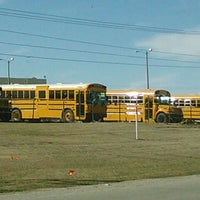 Photo taken at IC Of Okla Tulsa Bus Plant by Dena W. on 3/4/2012