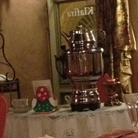 Photo taken at Klafira Russian Cuisine by Victoria K. on 3/9/2012