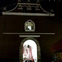 Photo taken at Iglesia de Nuestra Señora de la Asunción by Ale T. on 8/15/2012