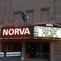 Photo taken at The NorVa by Jim K. on 5/11/2012