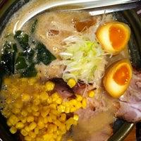 4/1/2012にShinichi K.が北海道らーめん きむら初代で撮った写真