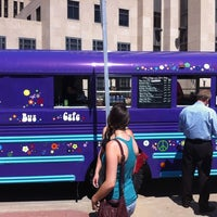 Photo taken at St. Paul Food Truck Court by Dan H. on 8/17/2011