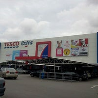 Photo taken at Tesco Extra by Abdul R. on 10/9/2011
