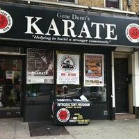 Photo taken at Gene Dunns Shotokan Karate by Roger M. on 7/23/2011