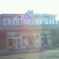 Photo taken at Chautauqua Mall by Erik A. on 1/31/2012