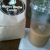 Photo taken at Buddy Brew Coffee by Randy I. on 10/12/2011