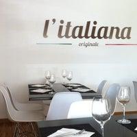 9/21/2011 tarihinde Manu Dibujaziyaretçi tarafından Pizzería L'italiana'de çekilen fotoğraf