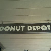 Photo taken at Donut Depot by Dave W. on 5/25/2011