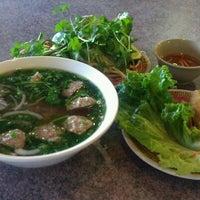 Photo taken at Phở Saigon by Scott S. on 9/14/2011