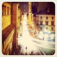 Photo taken at Palazzo d'Accursio - Palazzo Comunale by Matteo F. on 1/28/2012