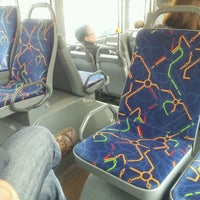 Photo taken at Autobus 36 by EXPRESO d. on 11/18/2011