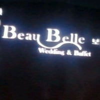 Photo taken at Beau Belle Wedding & Buffet by 웅 윤. on 10/15/2011