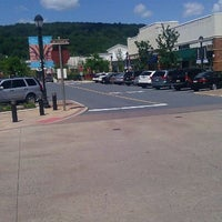 Photo taken at The Promenade Shops at Saucon Valley by Barbie B. on 8/23/2011