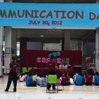 Photo taken at Ek Burapa School by Joy on 7/20/2012