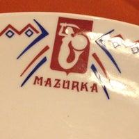 Foto tomada en Mazurka por Mafer A. el 6/17/2012