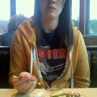 Photo taken at Eat'n Park by Brianna K. on 11/16/2011