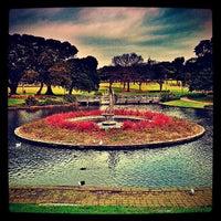 Photo taken at Victoria Park by jaddan b. on 8/12/2012