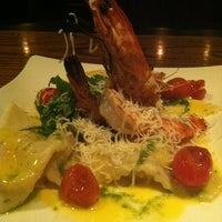 Photo taken at Trattoria #10 by Ralph N. on 6/5/2012