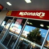 Photo taken at McDonald's by Jessie B. on 12/1/2011