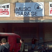 Photo taken at Music Garage by The Local Tourist on 10/29/2011