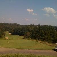 Photo taken at Bradshaw Farm Golf Course by Jessica P. on 9/14/2011