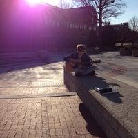 Photo taken at Speaker's Circle by Janet L. on 2/16/2012