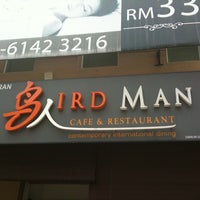 Photo taken at Birdman Cafe & Restaurant by kazel n. on 10/26/2011