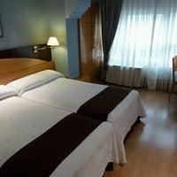 Photo taken at Hotel Corona De Castilla by J.C. B. on 11/25/2011
