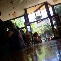 Photo taken at Volunteer Park Cafe by Amy L. on 8/7/2011