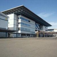 Photo taken at Nagoya International Exhibition Hall by 秀康 武. on 11/12/2011