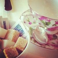 Photo taken at La Caffé Tea Room by Andreia C. on 12/7/2011