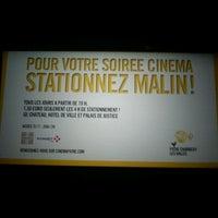 Foto tirada no(a) Pathé Chambéry Les Halles por Nadine J. em 8/16/2012