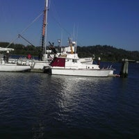 Photo taken at Coos Bay Boardwalk by Kaileen F. on 9/4/2012