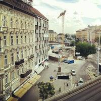 8/3/2012 tarihinde Sergi C.ziyaretçi tarafından Hotel Hungaria City Center'de çekilen fotoğraf