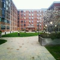 Photo taken at Richmond Place by Allan K. on 4/27/2012