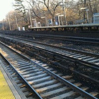 Photo taken at Metro North - Woodlawn Train Station by Caitlin B. on 12/9/2011