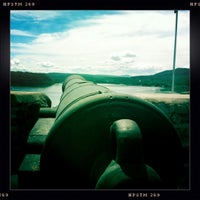Photo taken at Fort Ticonderoga by Emily S. on 8/3/2011