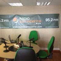 Photo taken at Radio San Vicente 95.2 FM by Antonio P. on 5/8/2012