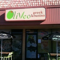 Photo taken at Oliveo Grill by Anastasios T. on 1/5/2012