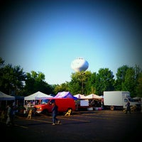 Photo taken at Morton Grove Farmers' Market by Josh O. on 8/27/2011