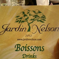 Photo taken at Jardin Nelson by Eric on 9/2/2012