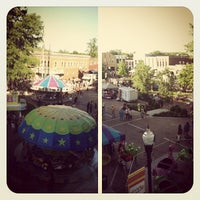 Photo taken at Abbeville Spring Festival by City of Abbeville S. on 5/4/2012