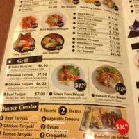 Photo taken at Masa's Sushi by Misty M. on 7/30/2012