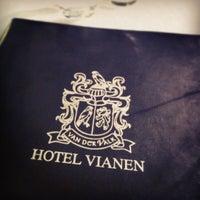 Photo taken at Van der Valk Hotel Vianen by Alain H. on 5/13/2012