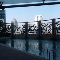 Photo taken at Hotel Pullman Surabaya City Centre by Agung P. on 9/5/2012