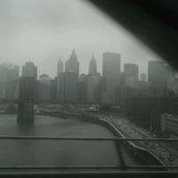 Photo taken at MTA Subway - Manhattan Bridge (B/D/N/Q) by Luis M. on 12/7/2011